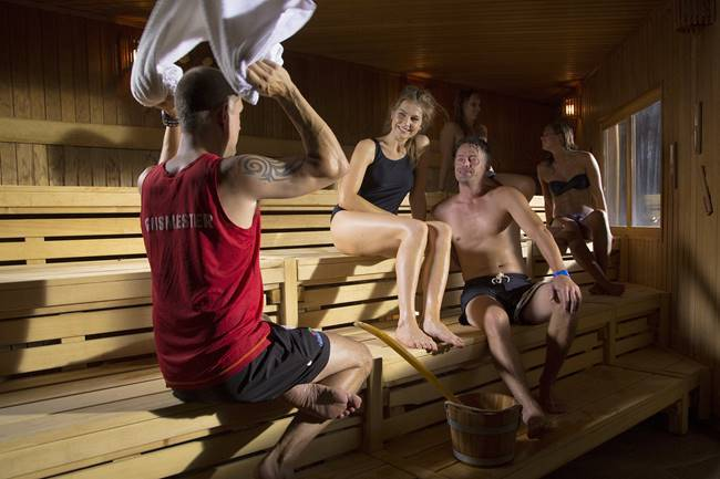 Sauna gus