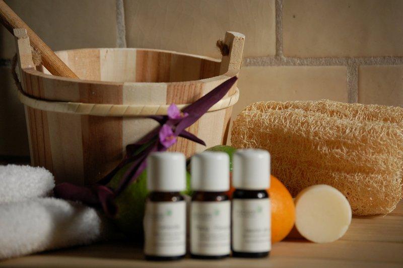 Saunagus mester, æteriske olier, aromaterapi